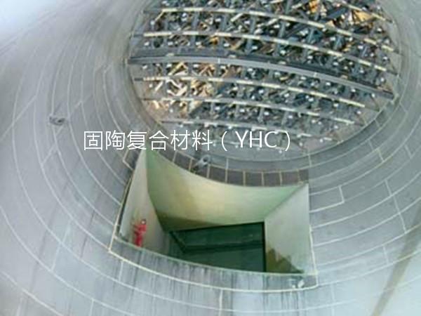 应用-电厂脱硫:吸收塔衬胶防腐